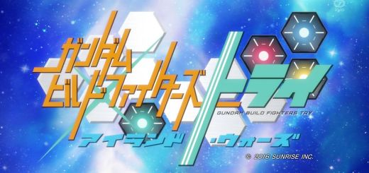 Gundam Build Fighters Try Title