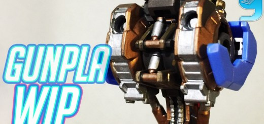 Gundam Astaroth WIP part 2