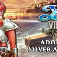 Get Adol's Silver Armor in Ys VIII for Switch!