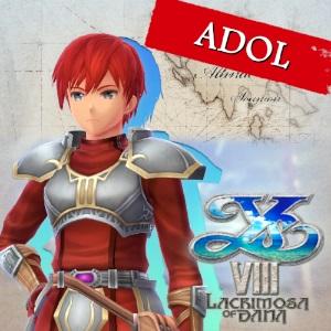 Ys VIII Adol Silver Armor 4