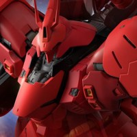 RG 1/144 MSN-04 Sazabi Announced!