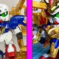 Legend BB Musha Victory Gundam Before and After Review