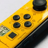 Custom Transformers BumbleBee Joy-con + Video