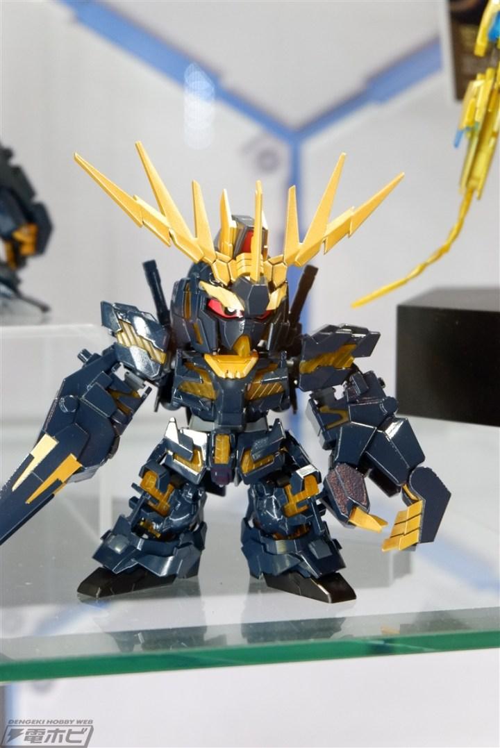 SDCS Unicorn Gundam 02 Banshee