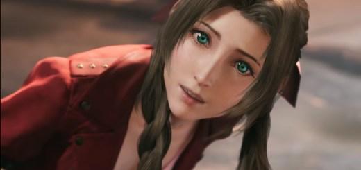 Final Fantasy VII Remake 2019