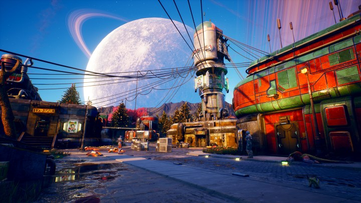 Microsoft E3 2019 Briefing Outer Worlds