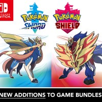 New Additions to the UK Bundles of Pokemon Sword and Shield!