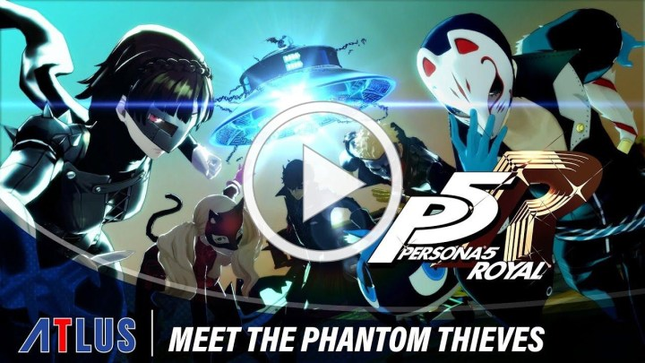 Persona 5 Royal | Meet the Phantom Thieves Trailer