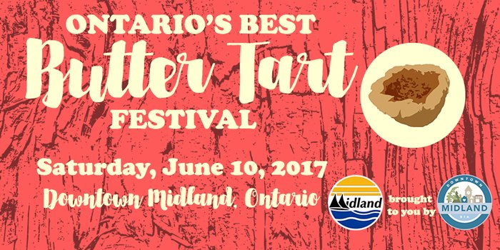 Giants Tomb Trading Co Opens at Midland's Butter Tart Festival - Giants Tomb Trading Co.
