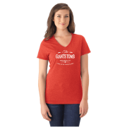 Ladies T-Shirt 601 WVR F Red-01