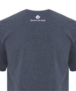 Men's T-Shirt | GTTC Active Blend | H_Navy Back_Close