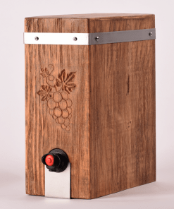 Boxed Wine Cover Heritage Vitis Front