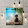 Custom Photo Canvas Print