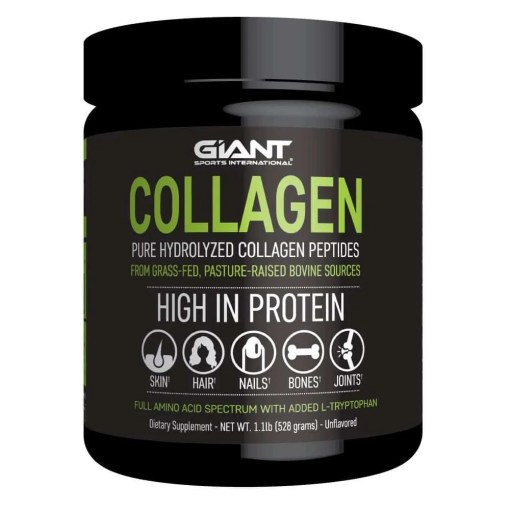 Giant Sports Collagen Peptides Powder