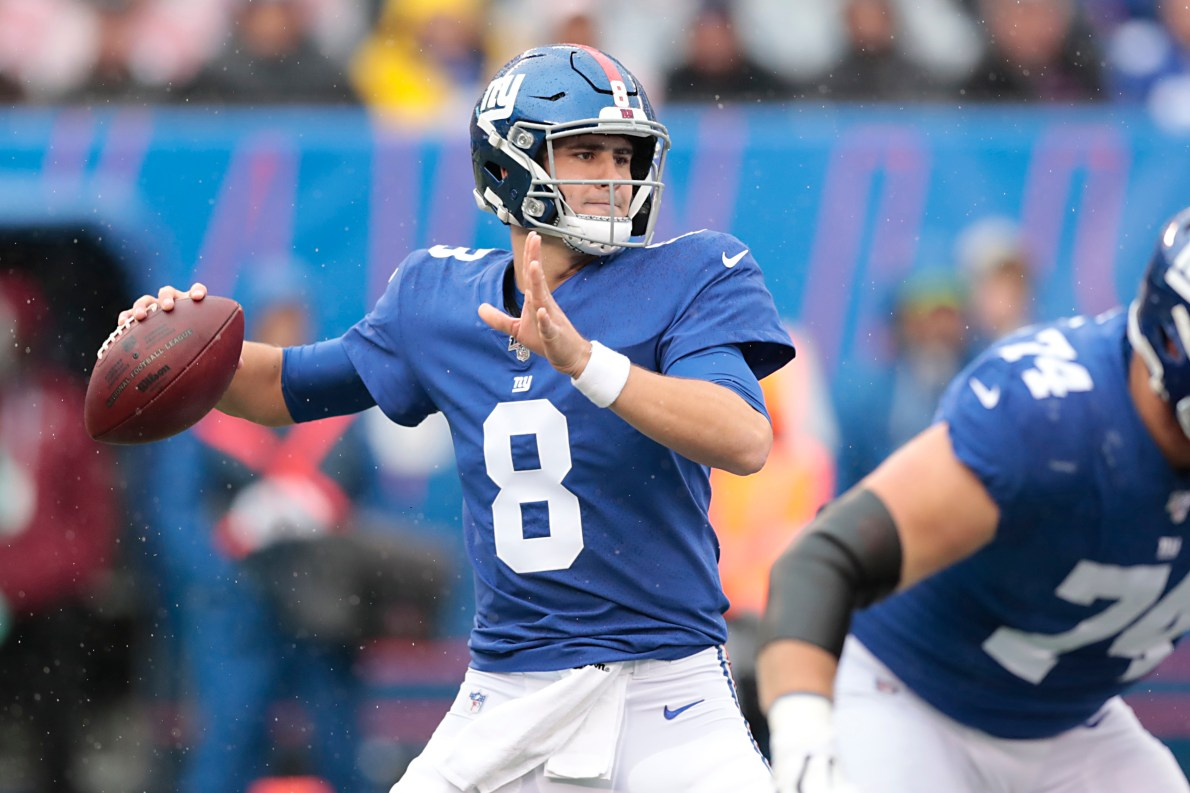 Daniel Jones shares this in common with three of the NFL's best QBs