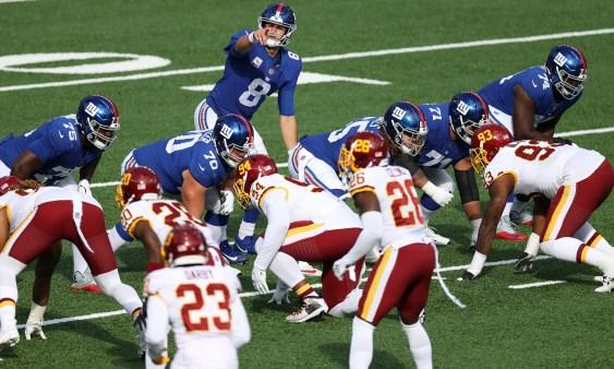 New York Giants vs. Washington: 3 reasons for optimism in Week 2