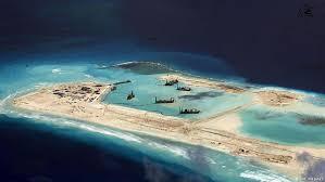 Mỹ tố TQ xây dựng hàng loạt cơ sở quân sự ở Biển Đông.