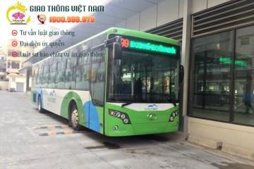 Bản đồ các tuyến xe bus Hà Nội mới nhất