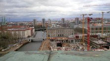 A View of Berlin from the top of Berliner Dome