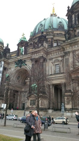 Berliner dome, the other side