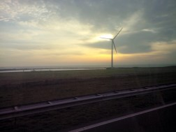 On the way to Middelburg