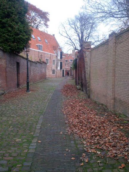 Another alley in Middelburg