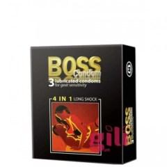 Bao cao su Boss 3s