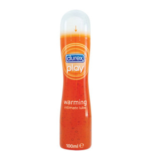Gel bôi trơn Durex play warming 100ml