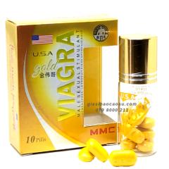 thuốc cường dương viagra gold
