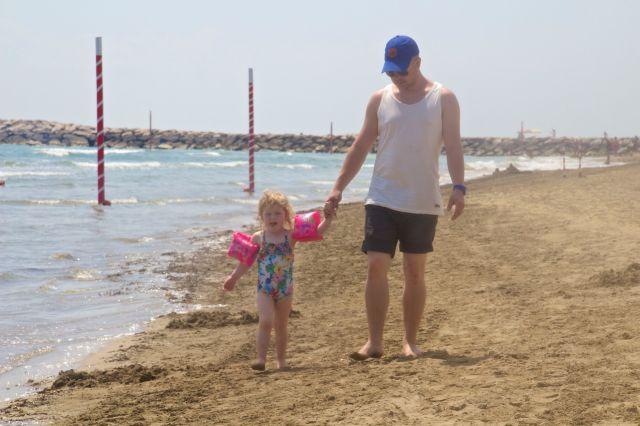 Juno & Jonas strand
