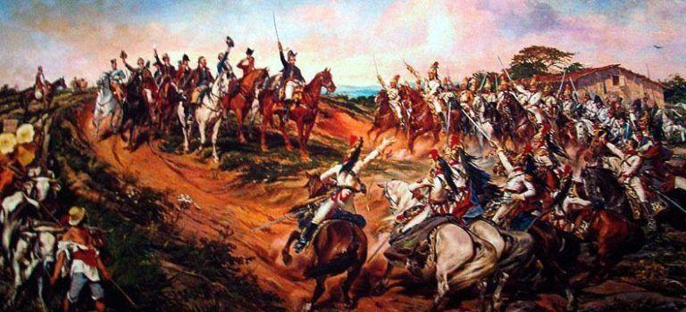 Quem decretou a independência? Dirão vocês em coro uníssono Dom Pedro I!Eu direi: Mentira!Foi sim simplesmente Maria Leopoldina...