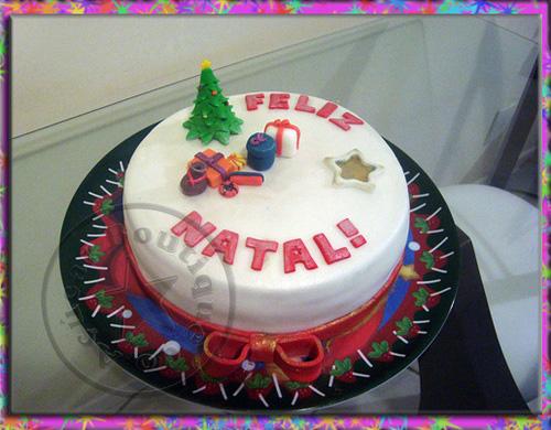 Bolo de Natal 24