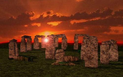 Lugar misterioso – 2/5 – Stonehenge 2