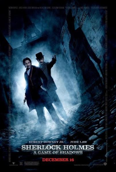 Estréia de Sherlock Holmes 3