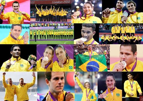 Queremos Medalhas de Ouro