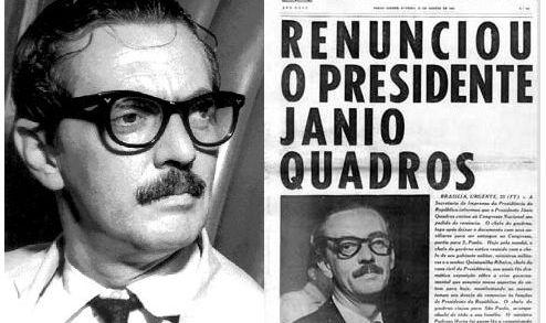 Jânio Quadros: Razões da Renúncia
