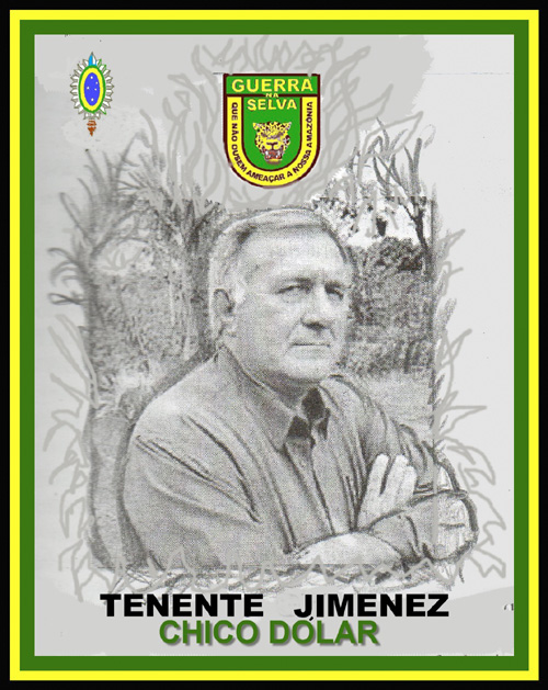 Tenente José Vargas Jiménez