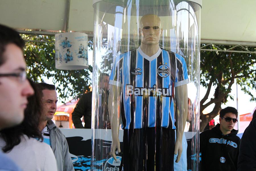 Grêmio Apresenta Nova Camisa aos Torcedores 21