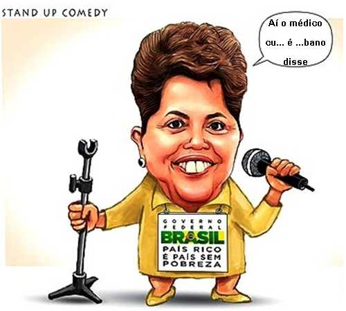 Stand Up Presidencial 16
