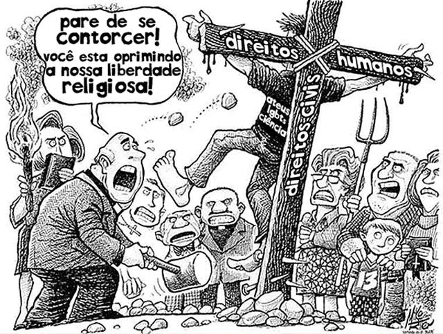 Pela criminalização do proselitismo religioso no Brasil