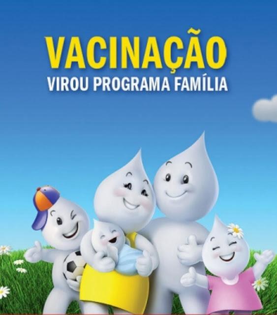 Vacinação de Crianças Contra Pólio e Sarampo Começa no Próximo Sábado, 18/06/2011