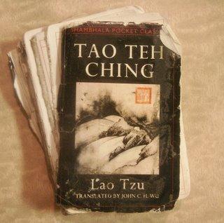 Tao Teh Ching 24