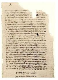 Testamento mais antigo de Levi