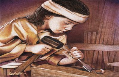 A Infância de Jesus Cristo Segundo Tomé 15