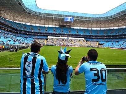 Arena do Grêmio recebe a certificação LEED Prata de sustentabilidade no Brasil 9