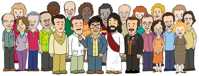 10º Encontro Nacional de Amigos de Jesus Cristo 3