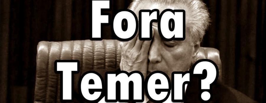 O Fora Temer e os Petistas 12