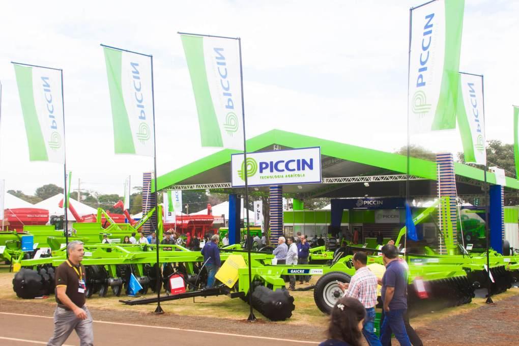Distribuidores de Adubo Serão Destaques da Piccin na 13ª Fenec 1