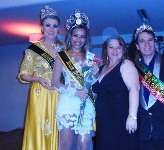 Arisha Lunna e Rodrigo Pavanello, Destaques Brasileiros no Mundo do Glamour 4