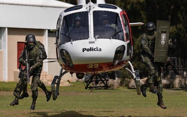 A corporação, que durante anos foi conhecida como Força Pública do Estado de São Paulo, temTobias de Aguiar como seu patrono